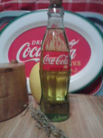 Lemon Thyme Olive Oil Recipe