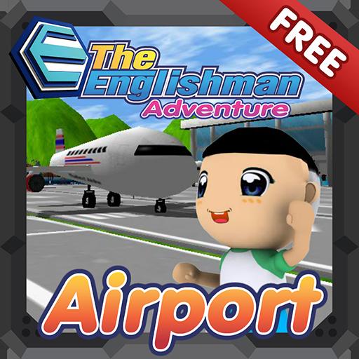 The Englishman : Airport