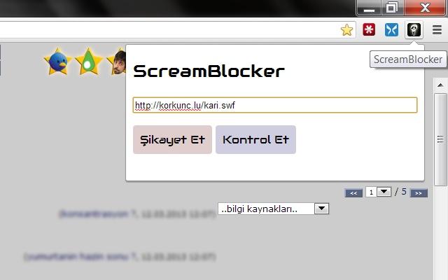 ScreamBlocker