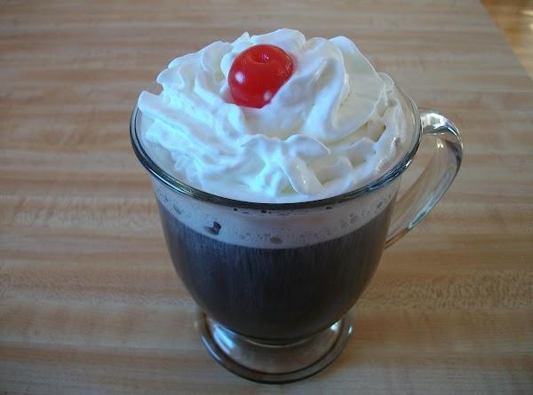 Cherry Mocha Coffee Recipe