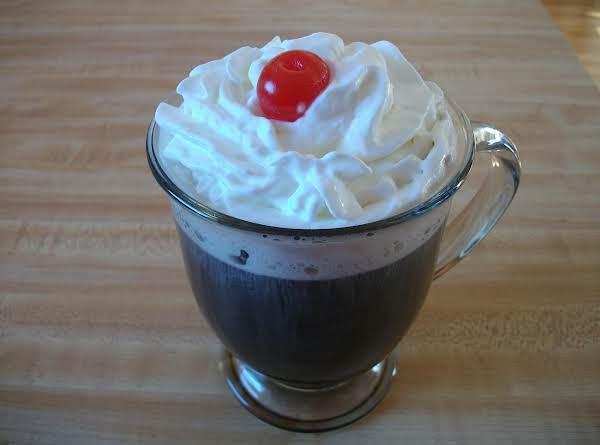 Cherry Mocha Coffee