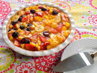 Fresh Fruit Pie Recipe