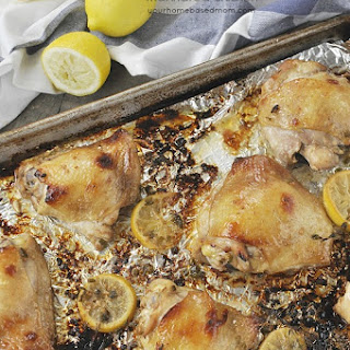 Thyme Marinade Chicken Recipes