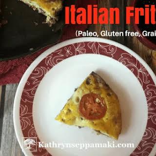 Italian Frittata.