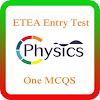 ETEA Entry Test Physics MCQS APK