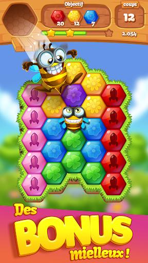 Bee Brilliant Blast fond d'écran 2