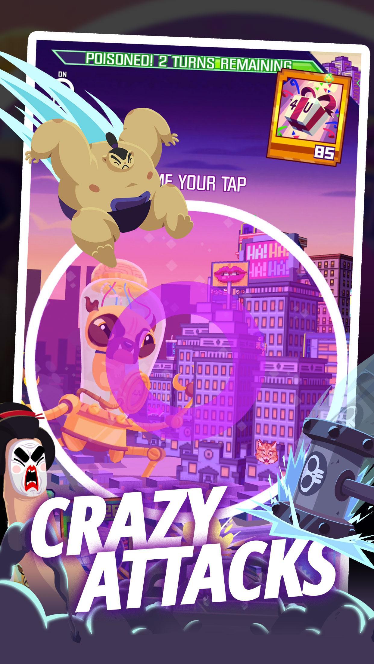 Monsters Ate My Metropolis screenshot #3