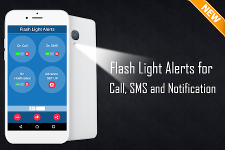 Flash Light Alerts screenshot 0
