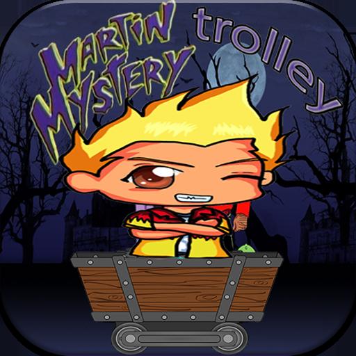 Martin Trolley Mystery
