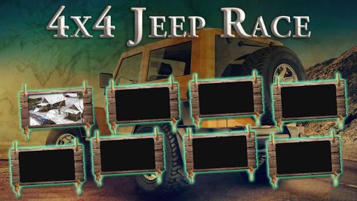 4x4 Jeep driving Game: Desert Safari 1.3 screenshots 3