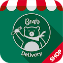 Bear Delivery Shop icon