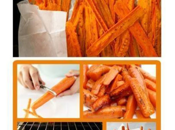 Carrot Chips Recipe