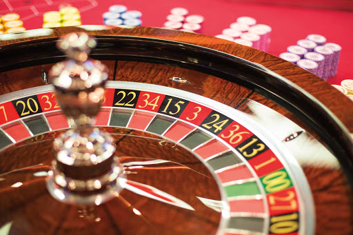carnival-Casino-Roulette-Wheel.jpg - Enjoy a night of gaming at the casino during your Carnival cruise.