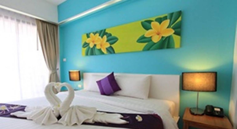 Beach Terrace Hotel