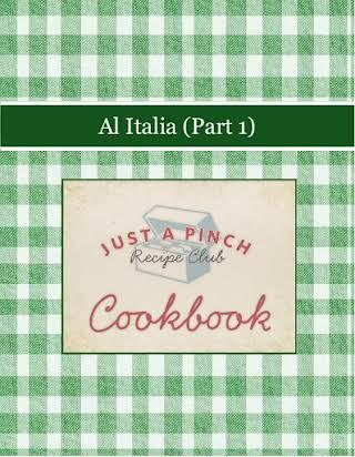 Al Italia (Part 1)