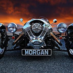 MORGAN by JEFFREY LORBER - Transportation Automobiles ( atlanta concours, caffeine and octane, lorberphoto, rust 'n chrome, morgan, jeffreylorber, jeffrey lorber,  )
