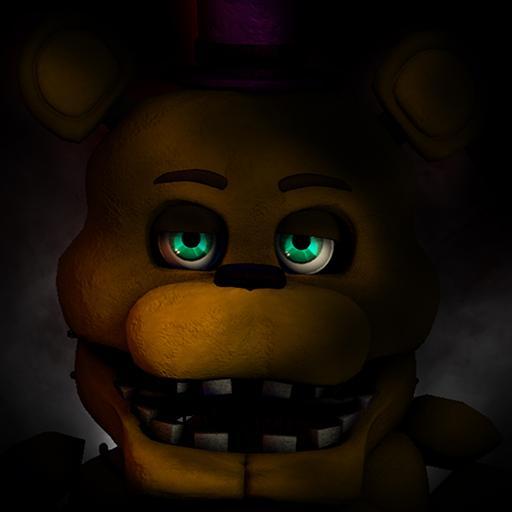 FredBear - Five nights story - Halloween 2017 (game)