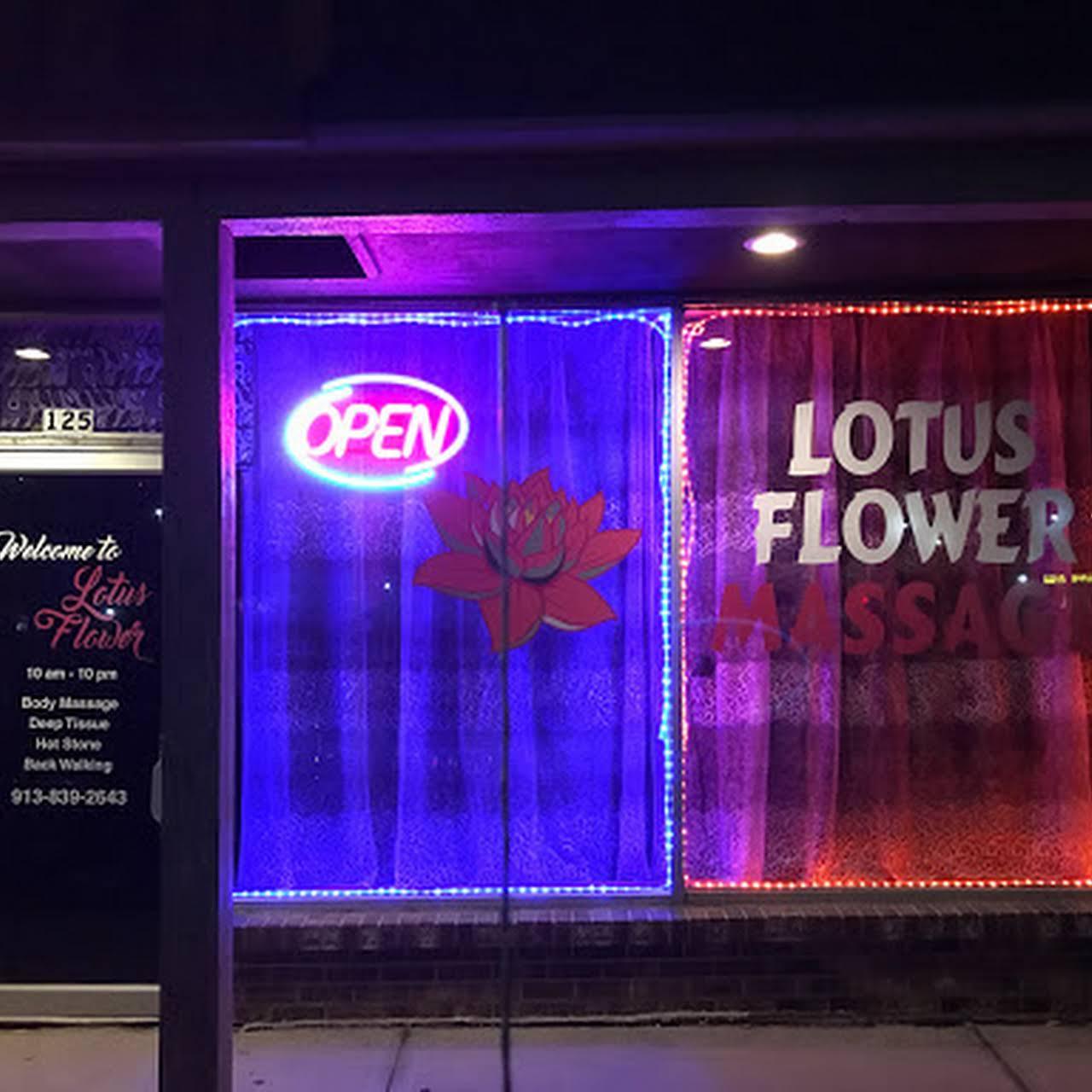 Lotus Flower Massage Massage Spa In Olathe