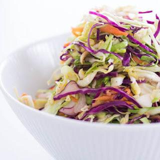 No-Mayo Coleslaw Recipe