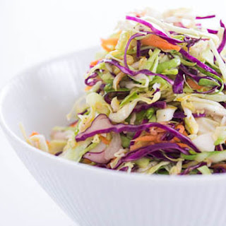 Low Calorie Coleslaw No Mayo Recipes.