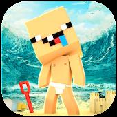 Tiny Skins for MCPE (Minecraft PE) Mod