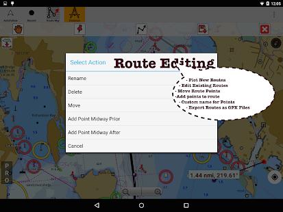 I Boating Marine Charts Amp Lake Fishing Maps Apk Android
