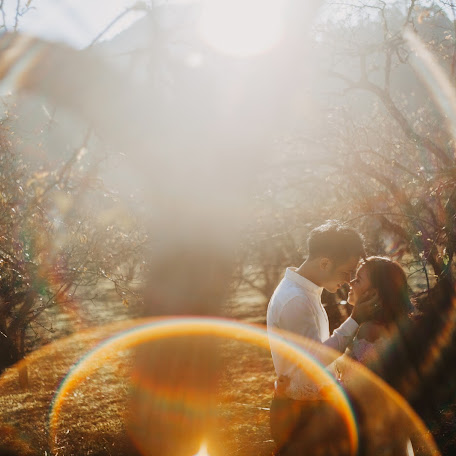 Wedding photographer Nhat Hoang (NhatHoang). Photo of 02.01.2018