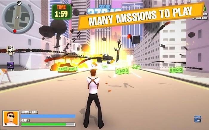 Hammer Reloaded- screenshot