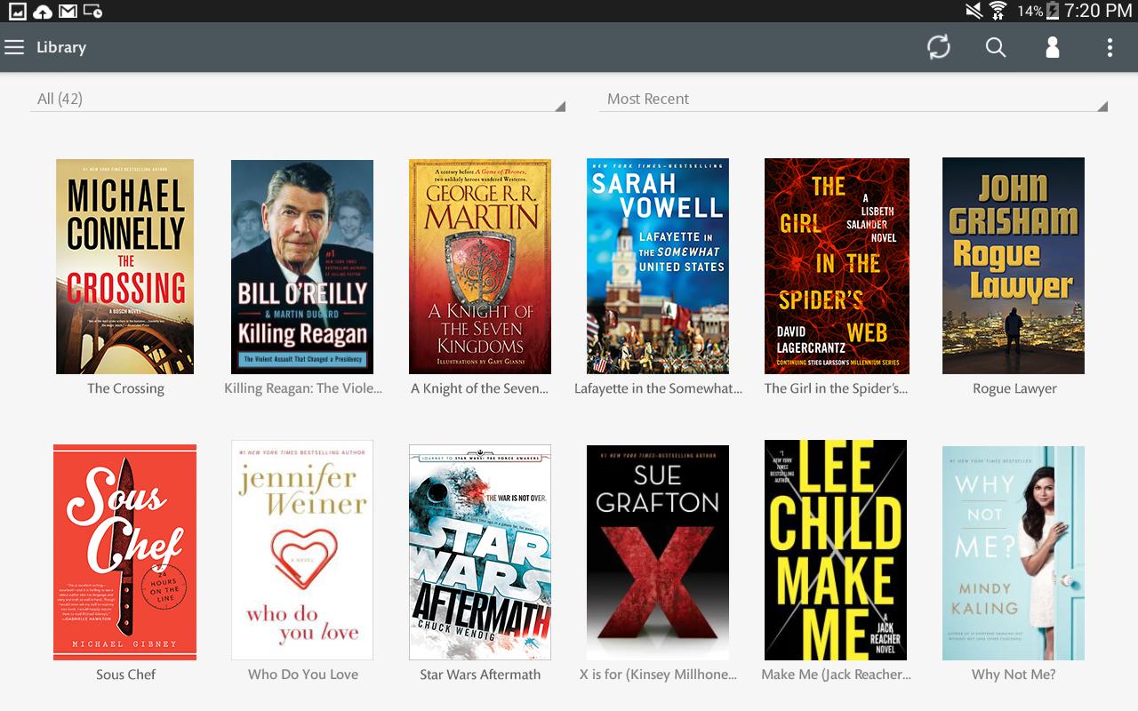 NOOK: Read eBooks & Magazines screenshot #10