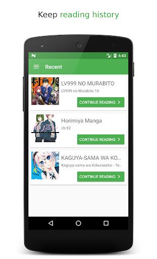 Manga Leaf 1.1.1 app download 2