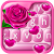 Pink Rose Valentine Keyboard file APK for Gaming PC/PS3/PS4 Smart TV