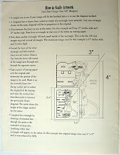 Photo: Detail of page 6 of the tattoo brochure