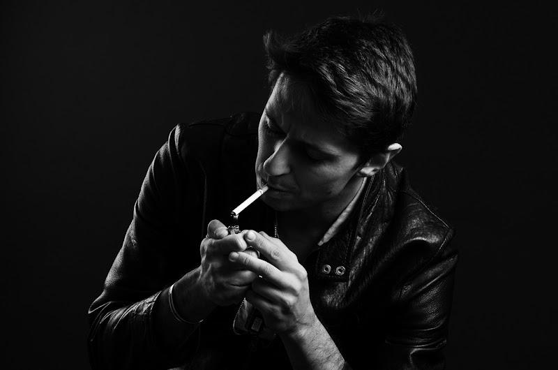 Smoking man di AliceB