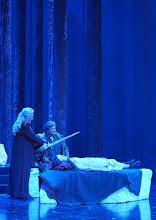 Photo: Wiener Staatsoper: DIE WALKÜRE am 13.1.2016. Linda Watson, ChristopherVentris, Waltraud Meier. Copyright: Wiener Staatsoper/ Michael Pöhn