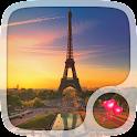 Romantic Paris Wallpaper icon