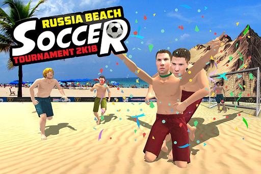 Russia Beach Soccer Tournament 2k18