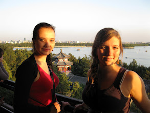 Photo: Peking - sommerlicher Sonnenuntergang - Emma