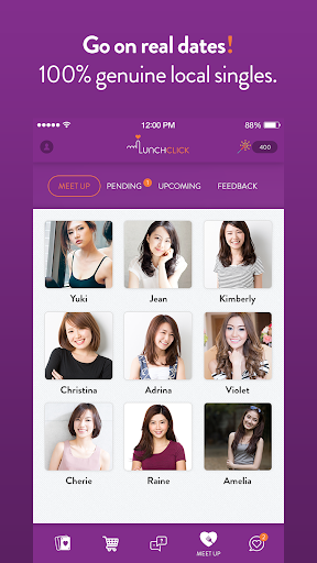 LunchClick - Free Dating App for PC