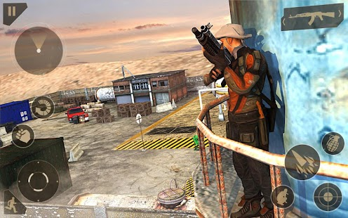 Frontline Counter FPS Terrorist Strike - náhled
