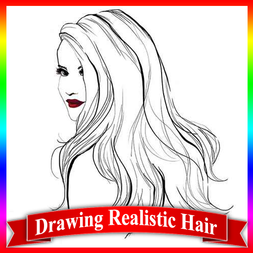 How to Draw Realistic Hair Step by Step