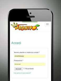 Re Vegano- miniatura screenshot