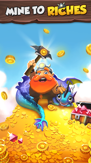 Tiny Miners - Idle Clicker- screenshot thumbnail