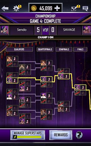 WWE SuperCard – Multiplayer Card Battle Game screenshot 13