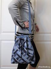 Photo: За счёт плетёнки сумка жёсткая, хорошо держит форму.
