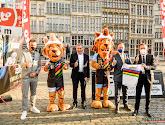Parcours van WK-wegrit 2021 van Antwerpen naar Leuven voorgesteld