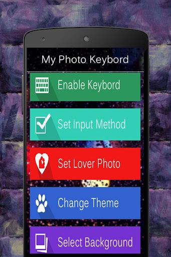 My Love Photo Keyboard