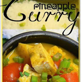 Tofu & Pineapple Thai Yellow Curry