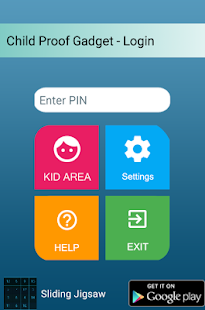 Child Proof Gadget-Child Lock- screenshot thumbnail