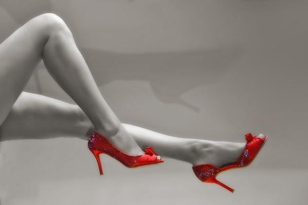 Red Shoes di Patrix