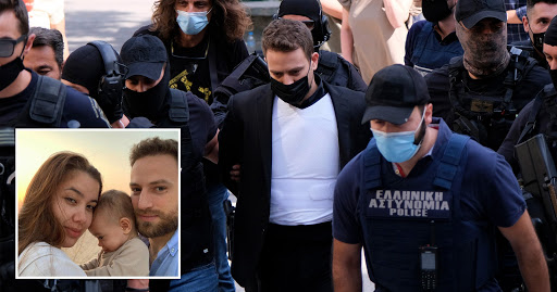 Greek husband admits killing British wife and inventing intruder cover-up story